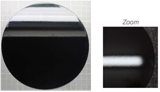 A sample of Zagnelis® Surface